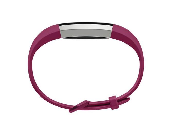Fitbit Alta HR Fitness Large Wristband - Fuchsia - 2