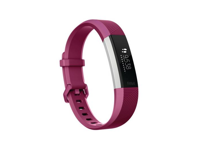 Fitbit Alta HR Fitness Large Wristband - Fuchsia - 1
