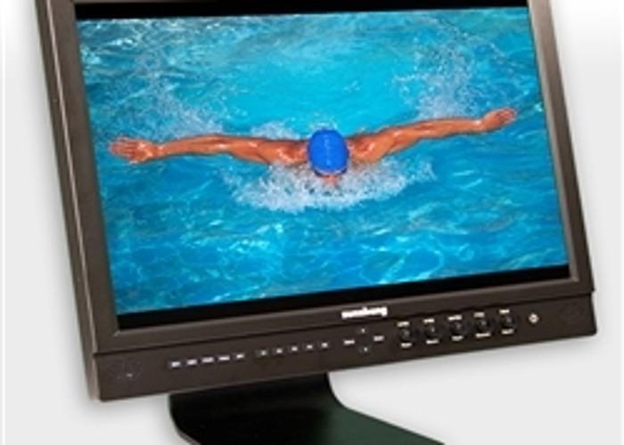 """Flanders Cm170w 17"""" monitor - 1"""