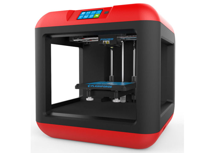 Flashforge, New Finder – Secure, easy to use entry-level 3D printer: Starter Pack - 1