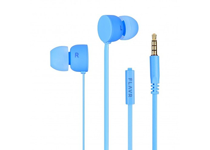Flavr 26665 Stereo Headset Universal - Blue - 1