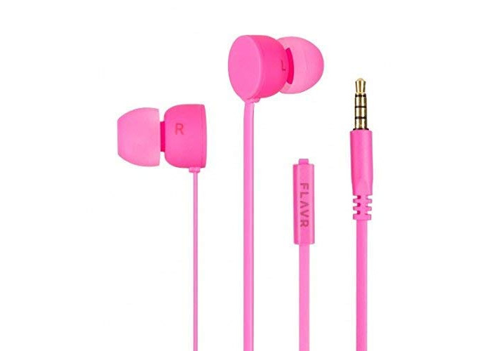 Flavr 26666 Stereo Headset Universal - Pink - 1