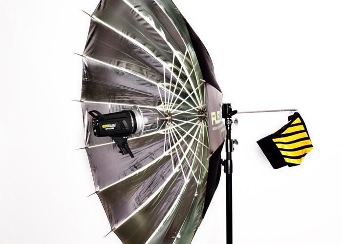 FlexCore 150cm Parabolic Umbrella Reflector - 1