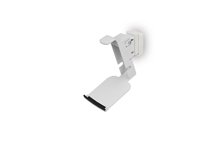 Flexson Wall Mount for SONOS PLAY:5 2nd Generation - White - 1