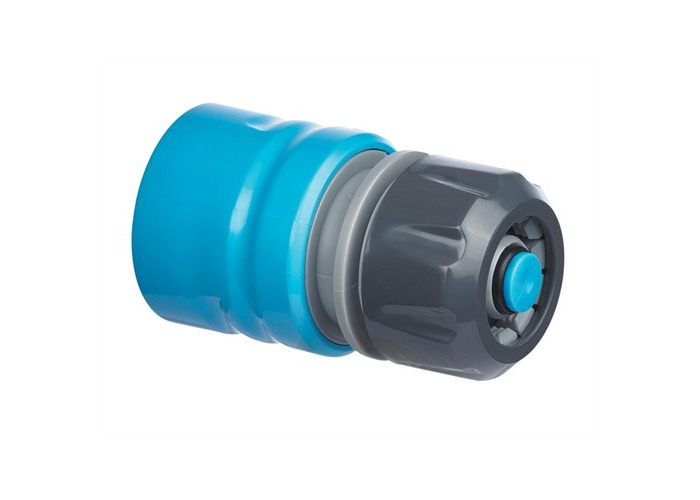 Flopro 70300536 Water Stop Hose Connector 12.5mm (1/2in) - 1
