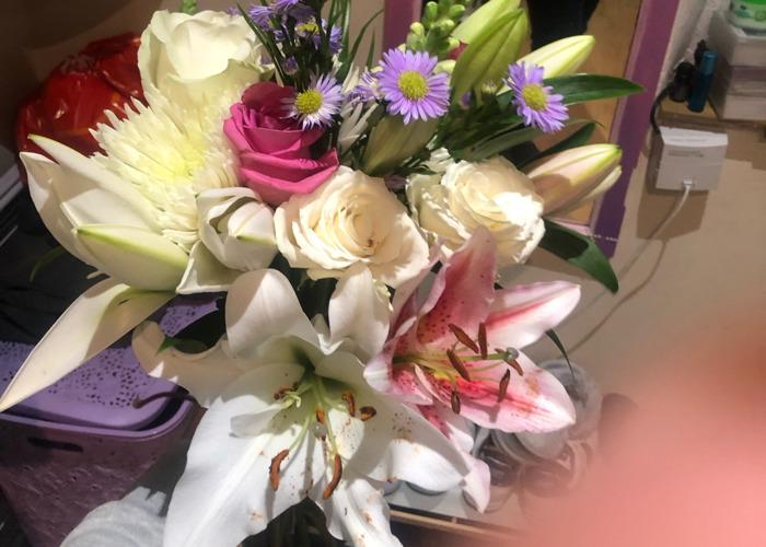 Floral wedding buquets - 1