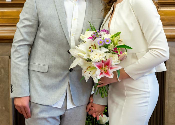 Floral wedding buquets - 2