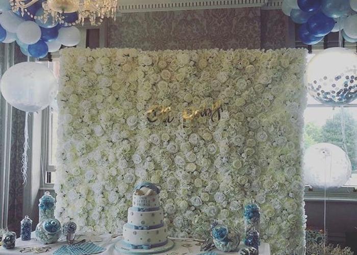 Flower wall - 2