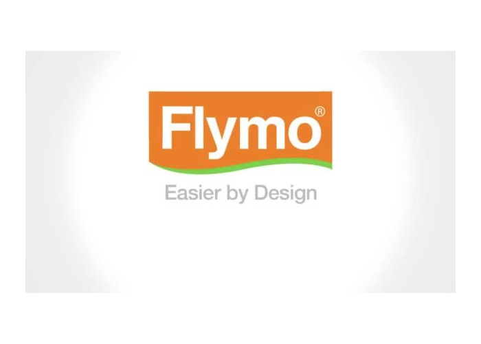 Flymo Turbo 400 40cm Corded Hover Mower - 1500W - 2
