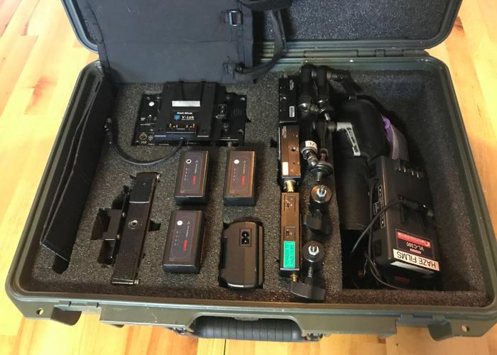 Focus Puller Kit I Teradek and Monitors Combo - 1