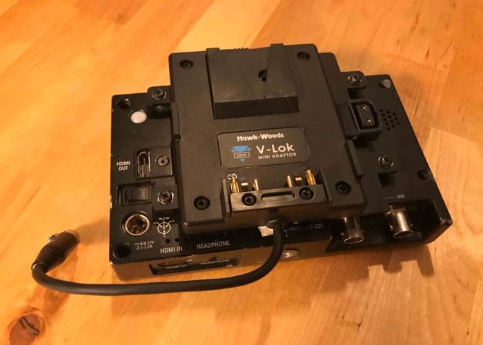 Focus Puller Kit I Teradek and Monitors Combo - 2