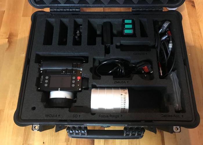 Focus Puller Kit II (WCU4 Monitor & Teradek) - 1