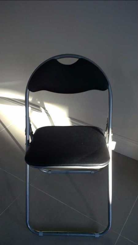 Fold out chairs - up to 20 available - 2