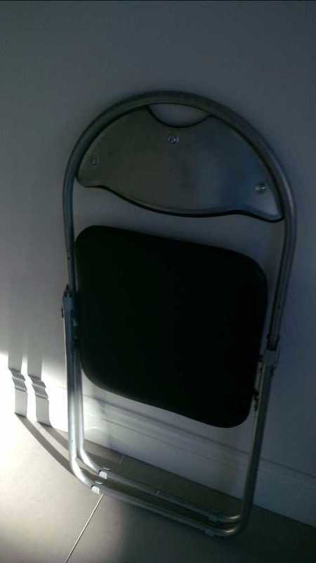 Fold out chairs - up to 20 available - 1