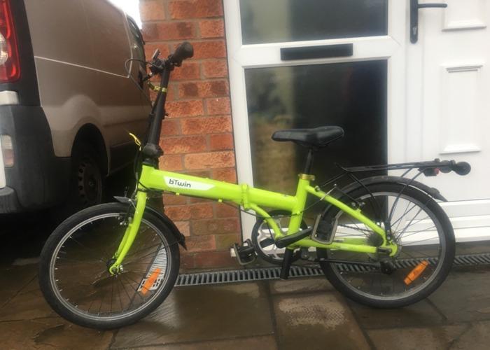 Fold Up Compact Bike  - 2