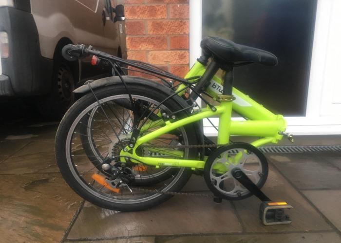 Fold Up Compact Bike  - 1