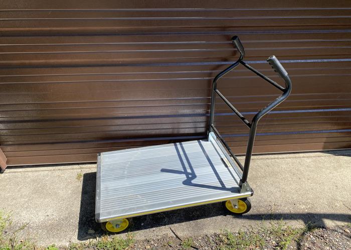 Foldable Platform Truck / Moving Dolly - 1