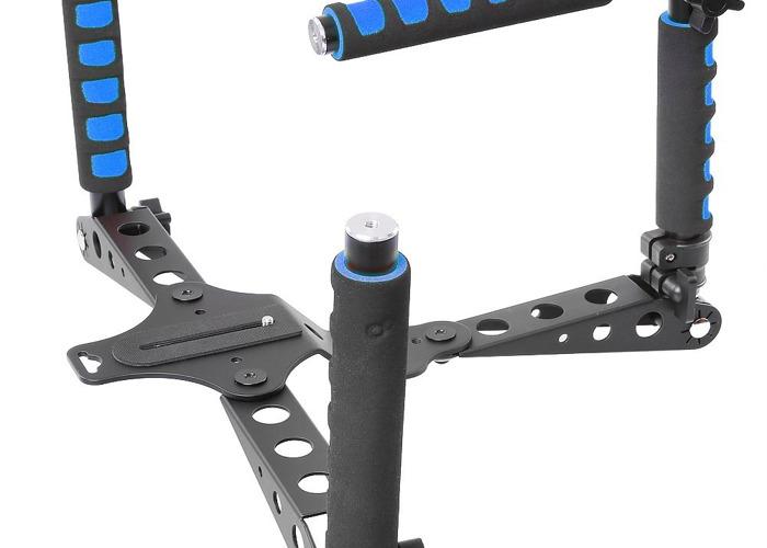 Aluminium Foldable Shoulder Rig - 2