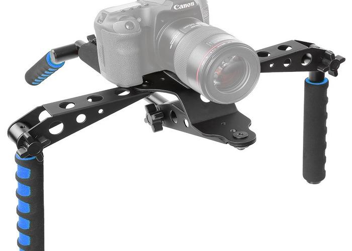 Aluminium Foldable Shoulder Rig - 1