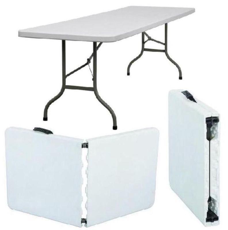Trestle Table Folding - 1
