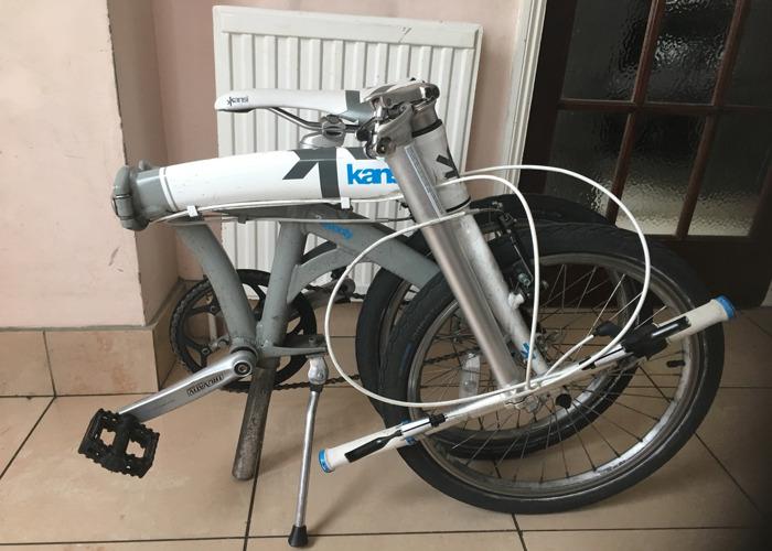 folding bike - 2