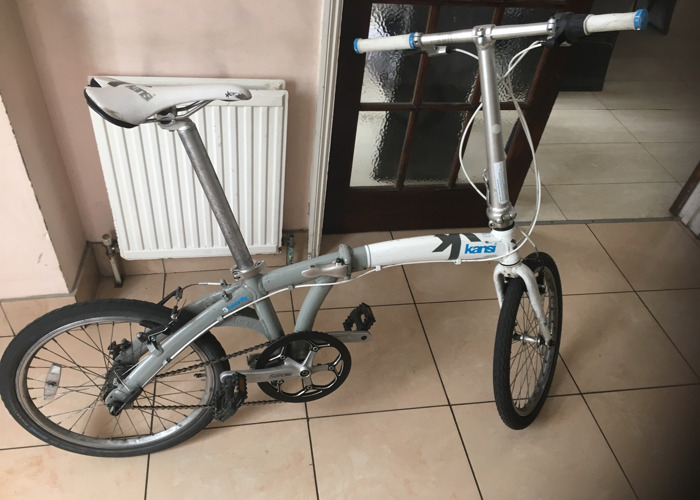 folding bike - 1