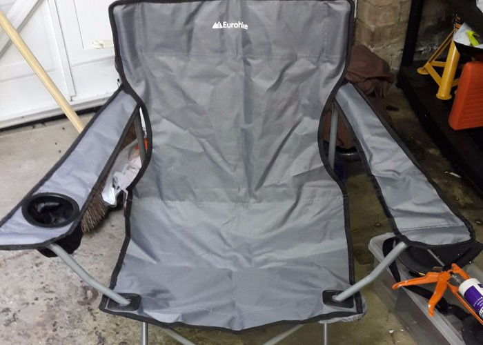 Folding Camping Chair - 1