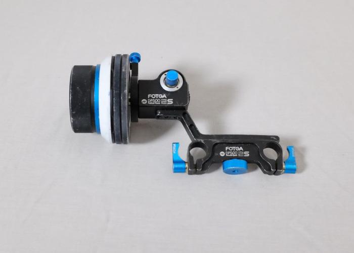 Follow Focus Wheel, Fotga DP5002S - 1