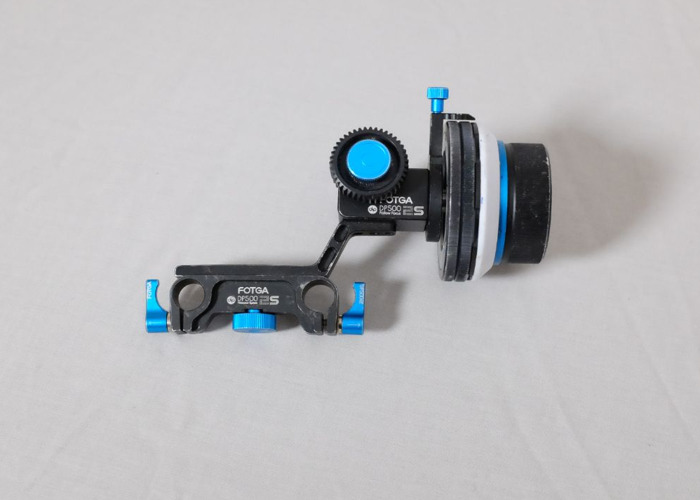 Follow Focus Wheel, Fotga DP5002S - 2