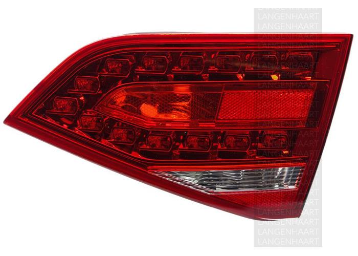 For Audi A4 (8K2, B8) 11.07 - 10.11 Halogen LED Right Rear light Inner LHD RHD - 1