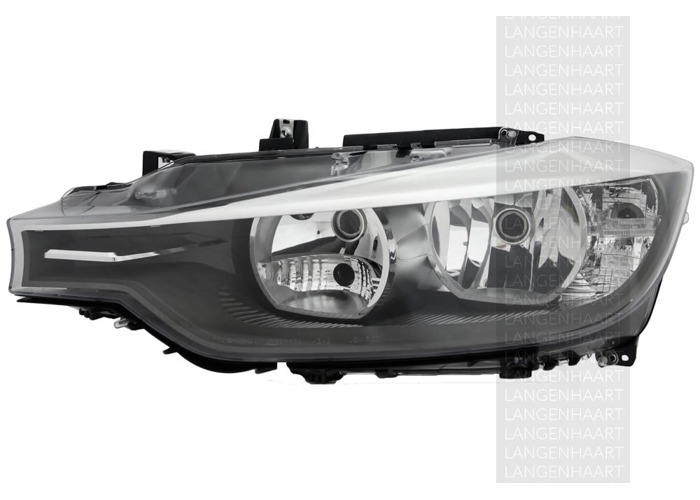 For BMW 3 (F31) 10.11 -15 Halogen Left Headlight  RHD - 1