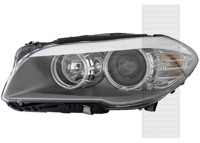 For BMW 5 (F10) 12.09 - Halogen Left Headlight  RHD - 1