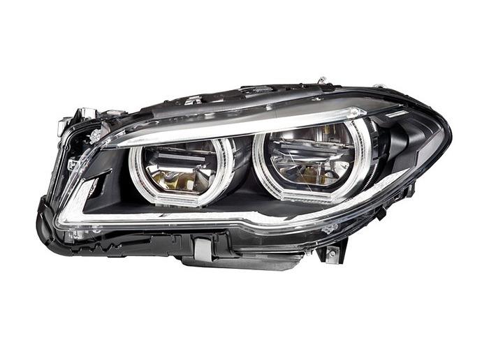 For BMW 5 (F10) 12.09 - LED Left Headlight  RHD - 2