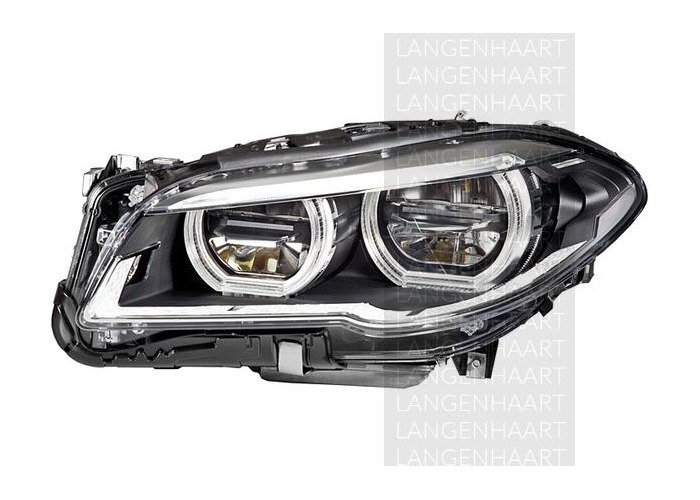 For BMW 5 (F10) 12.09 - LED Left Headlight  RHD - 1