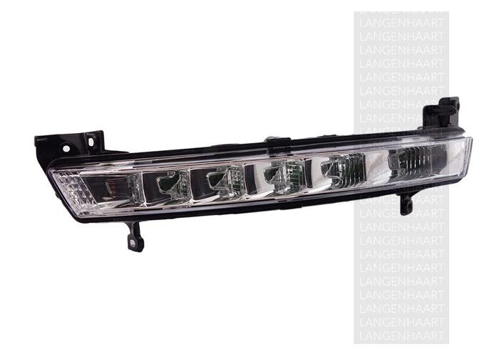 For Citroen C4 Grand Picasso I (UA_) 10.06 - LED Left Daytime running light LHD - 1
