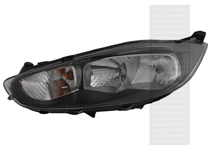 For Ford FIESTA VI 06.08 - Halogen Left Headlight  RHD - 1