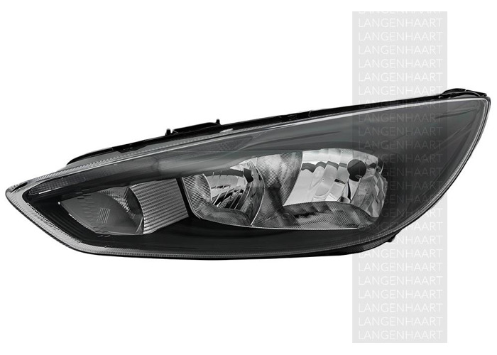 For Ford FOCUS III 07.10 - Halogen LED Left Headlight  RHD - 1