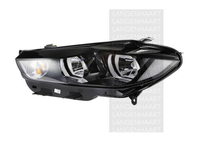 For Jaguar XE (JA_) 03.15 - Halogen LED Left Headlight  RHD - 1