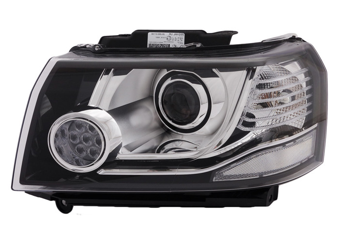 For Land Rover FREELANDER 2 (LF_) 10.06 - 10.14 Halogen LED Left Headlight  RHD - 2