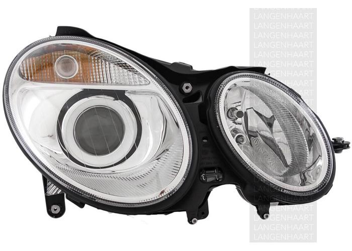 For Mercedes-Benz E-CLASS (W211) 03.02 - 03.09 Bi-xenon Right Headlight  RHD - 1