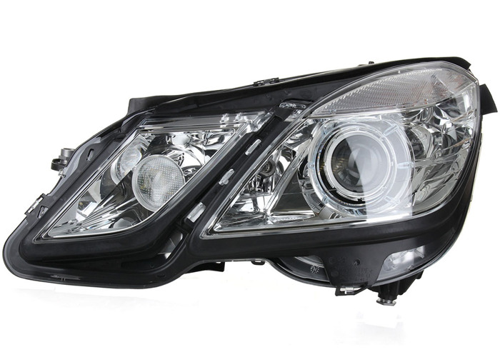 For Mercedes-Benz E-CLASS (W212) 01.09 - Bi-xenonLED Left Headlight  RHD - 1