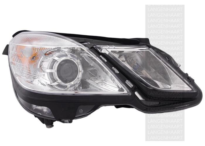 For Mercedes-Benz E-CLASS (W212) 01.09 - Halogen Right Headlight  RHD - 1