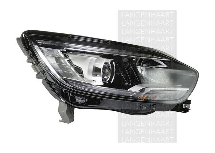 For Renault GRAND SCENIC IV 09.16 - Halogen LED Right Headlight  RHD - 1