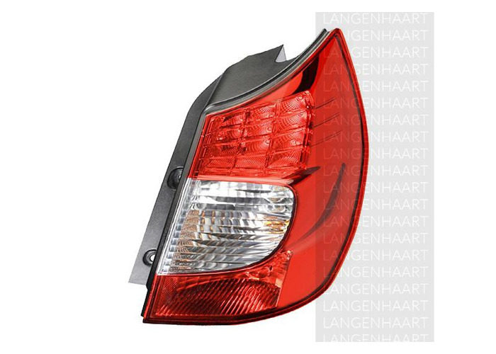 For Renault SCENIC II (JM01_) 06.03 - Halogen LED Right Rear light LHD RHD - 1
