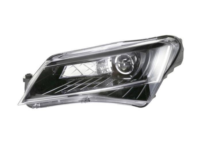 For Skoda SUPERB (3V3) 03.15 - Bi-XenonLED Left Headlight  RHD - 1