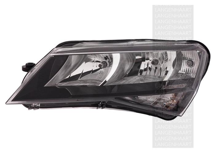 For Skoda SUPERB (3V3) 03.15 - Halogen Left Headlight  RHD - 1