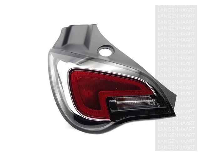 For Vauxhall ADAM 10.12 - Halogen Left Rear light LHD RHD - 1