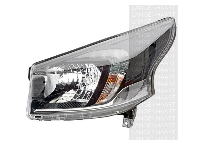 For Vauxhall VIVARO Box 06.14 - Halogen LED Left Headlight  RHD - 1