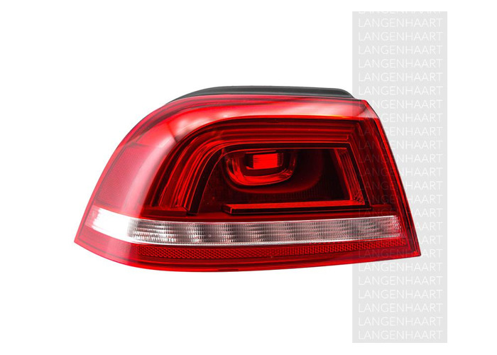 For VW EOS (1F7, 1F8) 11.10 - 08.15 LED Left Rear light Outer LHD RHD - 1