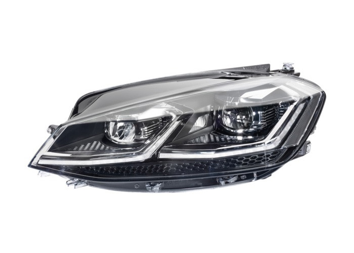 For VW GOLF ALLTRACK (BA5) 12.14 - LED Left Headlight  RHD - 1